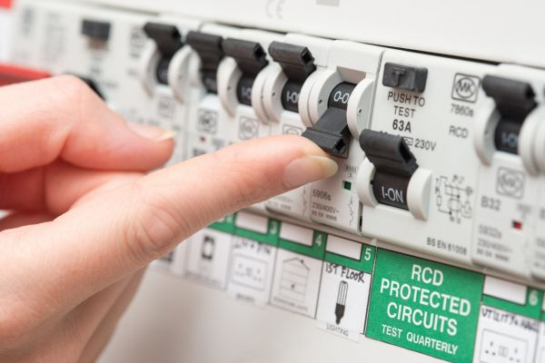 fault finding rcd